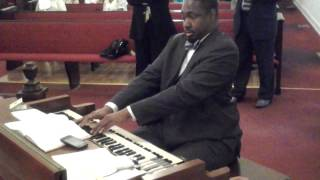 AWESOME organ solo