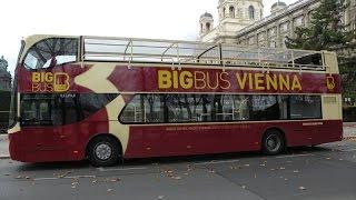 BIG BUS TOUR VIENNA, SEPTEMBER 2014