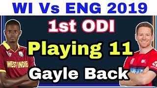 Eng vs wi live Cricket