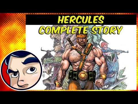 "Hercules ""Still Going Strong"" (Marvel) - ANAD Complete Story"