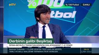 Rıdvan Dilmen'den penaltı yorumu: ''Alttan baktım üstten baktım...''