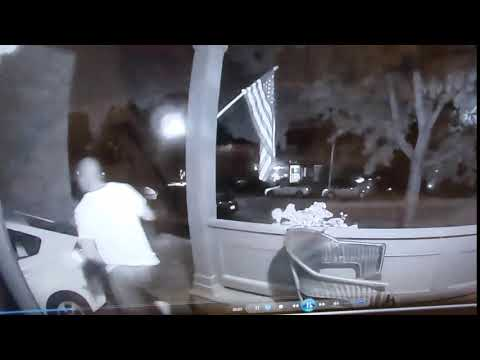 German VIllage Burglary