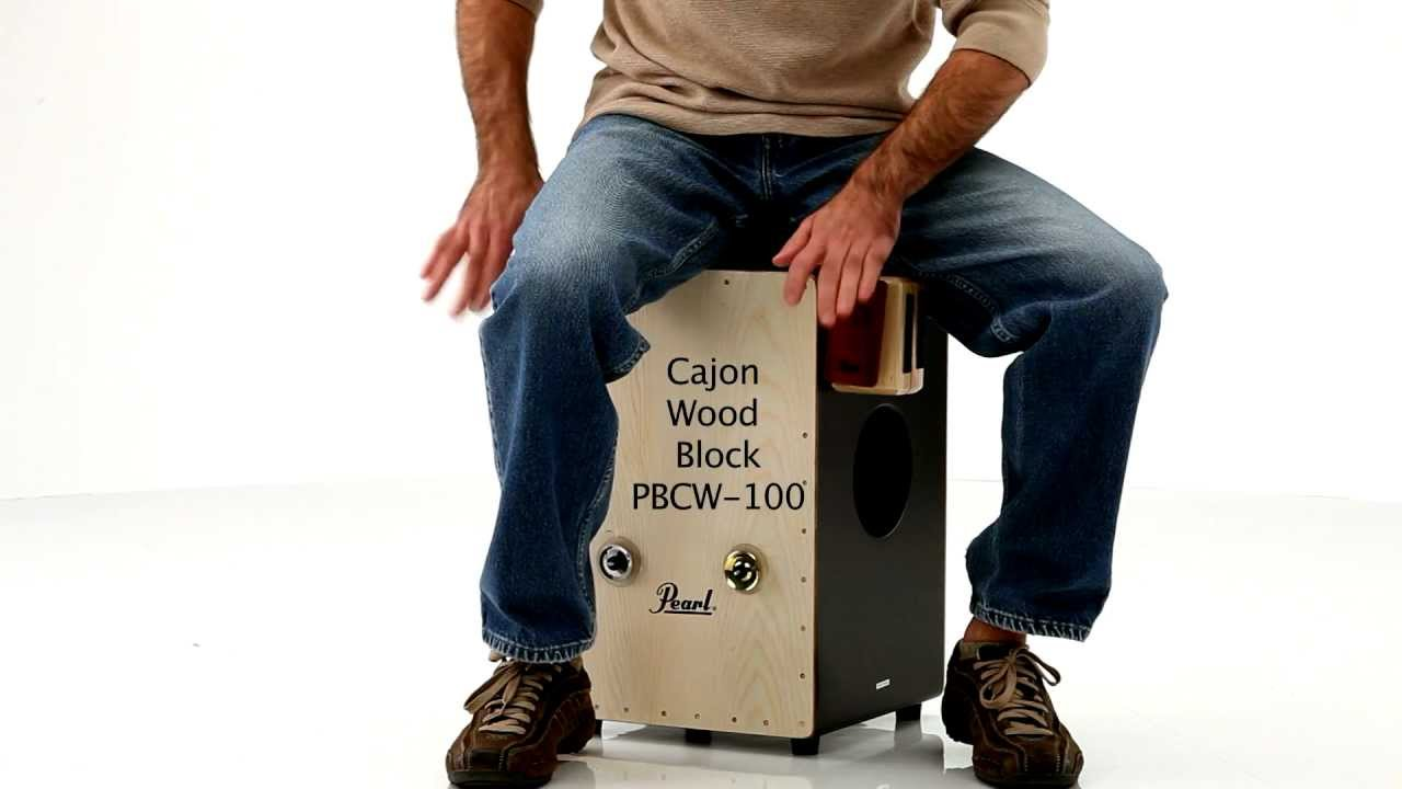 Pearl PCC-100 Cajon Claker