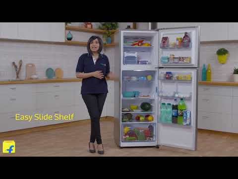 Samsung 345 L Frost Free Double Door 3 Star Refrigerator