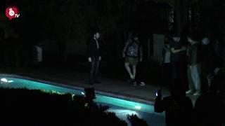 Ferit, Kemal Ve Berkant HOG'un Havuzuna Atlıyor (Berkcan Güven)