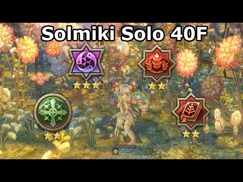 [ToS] Earth Tower - Solmiki Solo 40F (Druid+Exorcist)