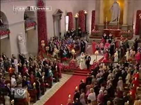 Royal Wedding Frederik & Mary - Part 8