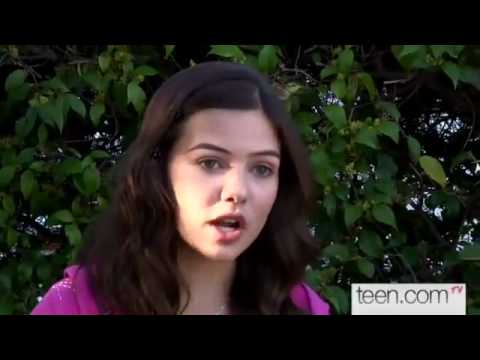 Danielle Campbell Singing