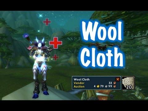 Wool Cloth Farm Guide (World of Warcraft)