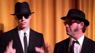 Legends in Concert, Branson Missouri - Blues Brothers Interview & Show Review