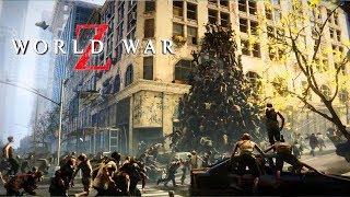 World War Z - Multiplayer Gameplay