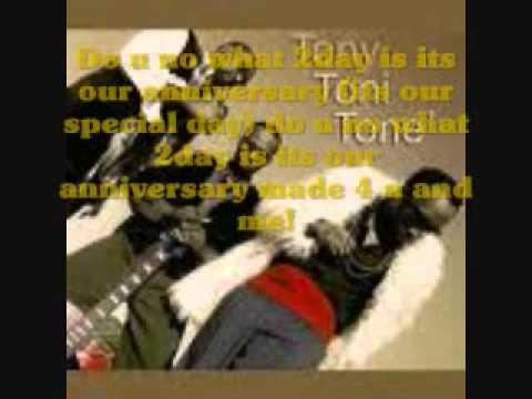 Toni Tony Tone Anniversary