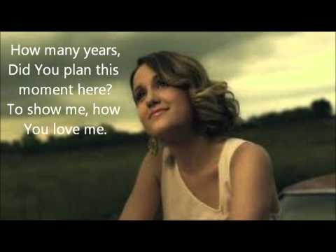 Seeing For The First Time- Britt Nicole (lyrics)