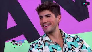 Fer Vzquez en MTV Fans En Vivo