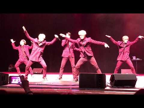 X4 - Fanime 2017 (1 - taking stage) - Rockin' It