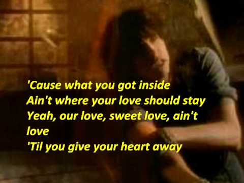 Aerosmith CRYIN' + Lyrics