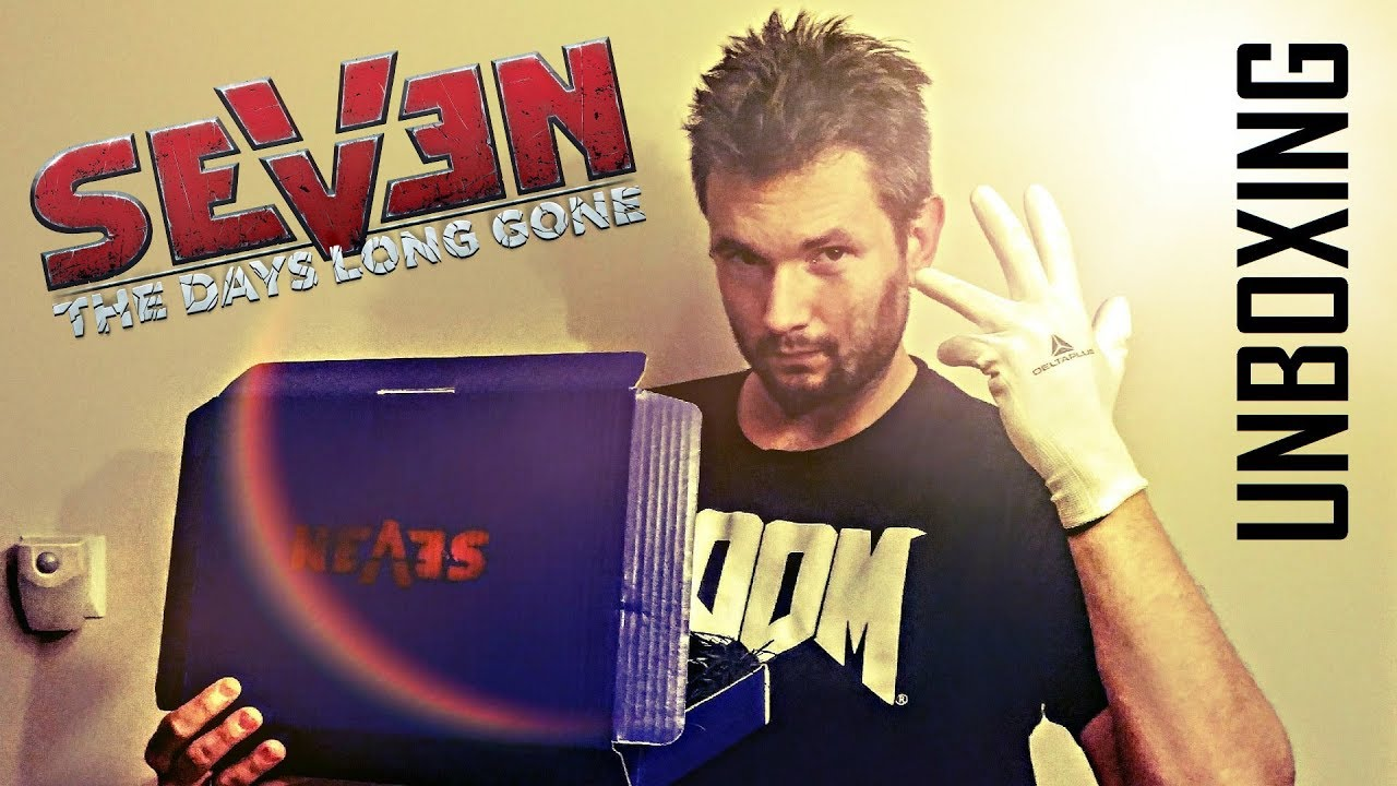 SEVEN: The Days Long Gone | UNBOXING #98