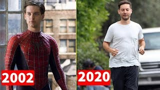 Spider Man (2002) Cast Then And Now 2020