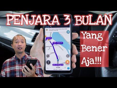 PAKAI GPS BISA DIPENJARA? INI PENDAPAT SAYA! | VLOG #74