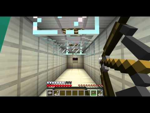 MineCraft - Прохождение карты 'Военная база' [1 часть] - Видео из Майнкрафт (Minecraft)