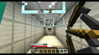 MineCraft - Прохождение карты 'Военная база' [1 часть]
