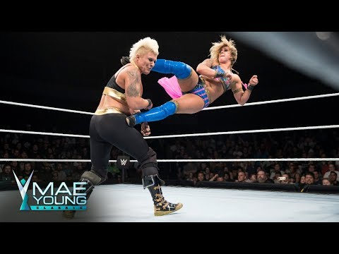 Abbey Laith vs. Jazzy Gabert - First Round Match: Mae Young Classic, Aug. 28, 2017