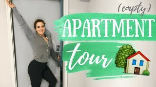 OUR NEW HOME 🔑🏡  Empty Apartment Tour   We Moved to Austin!