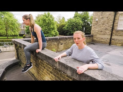 Extras & Outtakes - Bright Cities - Girl Parkour