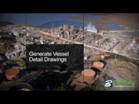 Generate Vessel Detail Drawings