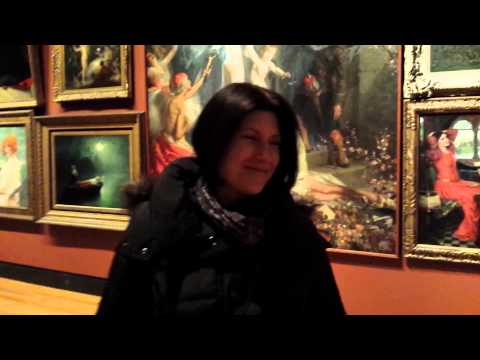 A TOUR OF THE ART GALLERY OF ONTARIO (A.G.O.)