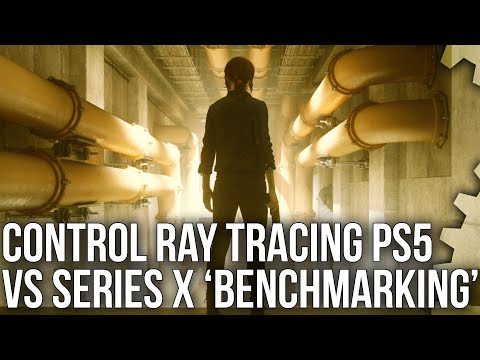 Control PS5 vs Xbox Series X Ray Tracing 'Benchmark' – Unlocked FPS In Photo Mode!