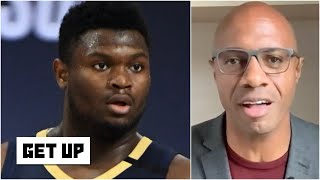 'I knew it was going to happen!' - Jay Williams feels vindicated after Zion gets benched | Get Up