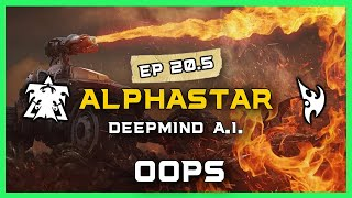 AlphaStar Ep 20.5 [TvP Deepmind A.I. Starcraft 2