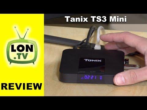 Tanix TX3 Mini TV Box Review - Cheap $32 Android Box - DVR Project Part 6