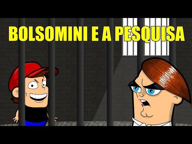 BOLSOMINI E A PESQUISA (com Danilinho)
