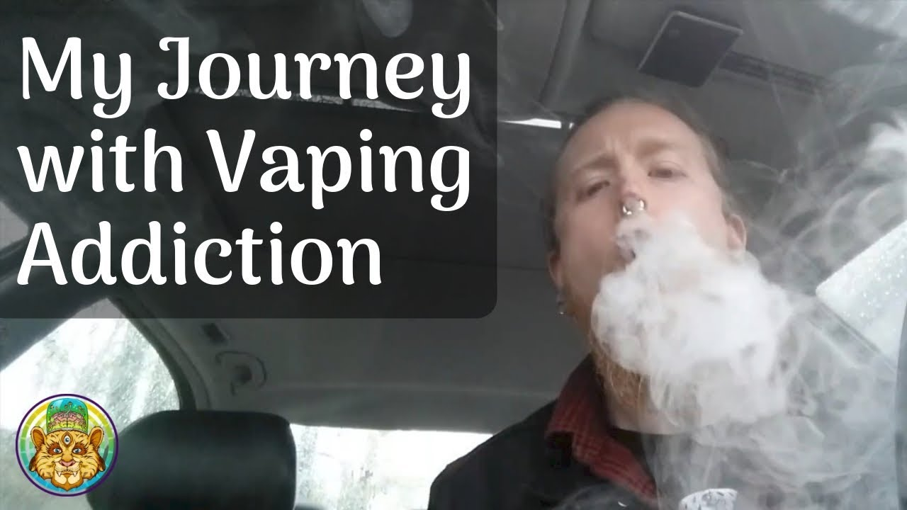 My Journey With Vaping Addiction (thus far)