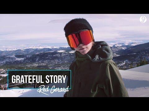 Red Gerard Grateful Story: USA Gold Medalist, Snowboarding Slopestyle