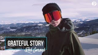 Red Gerard's Grateful Story: USA Gold Medalist, Snowboarding Slopestyle