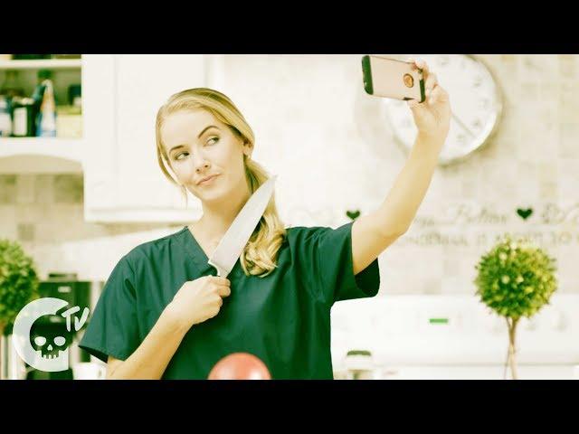 Selfie Pride | Funny Short Horror Film | Crypt TV