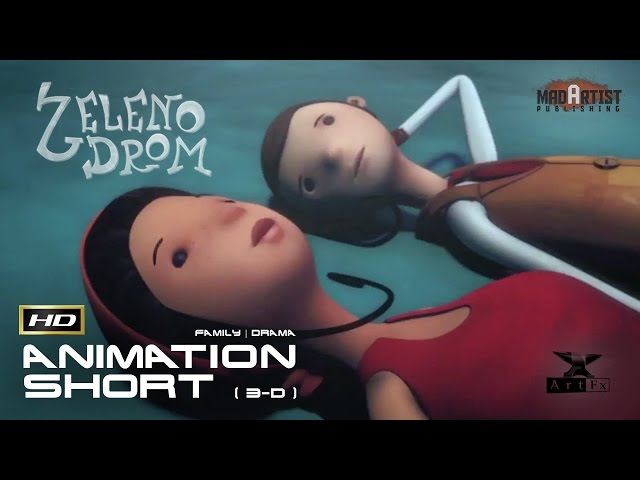 Zeleno Drom (HD) | A Beautiful Story of Love, Tragedy and Triumph (ArtFX)