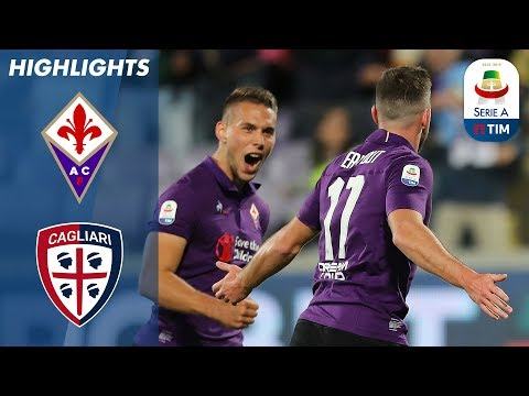 Fiorentina 1-1 Cagliari | The Viola's Perfect Home Record Comes To An End After 1-1 Draw | Serie A