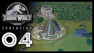 Neues Gehege und fertig mit der Insel? | Jurassic World Evolution #04