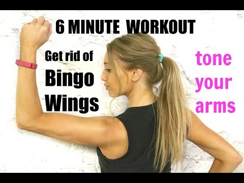 Min Arm Workout with Weights for Women & Men – Arm Workouts at Home with Dumbbells