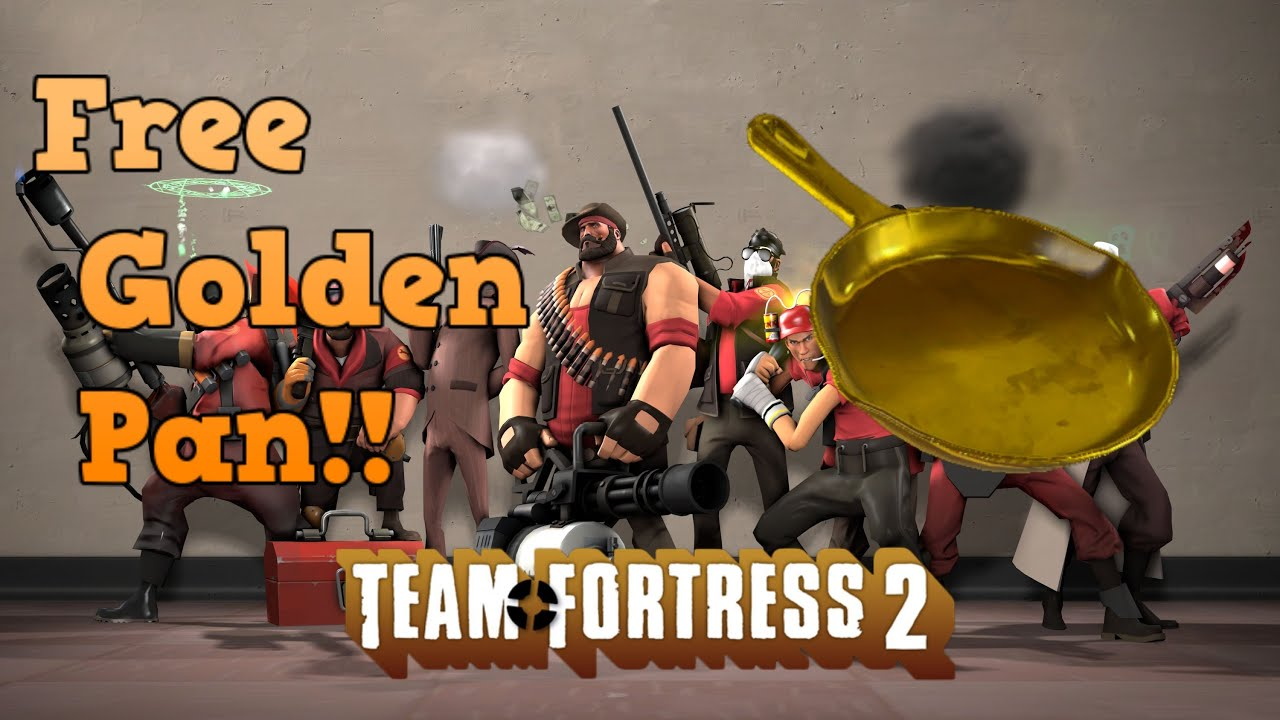 how to get frying pan tf2