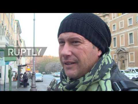 Italy: Rome wakes up to Renzi's resignation following referendum results