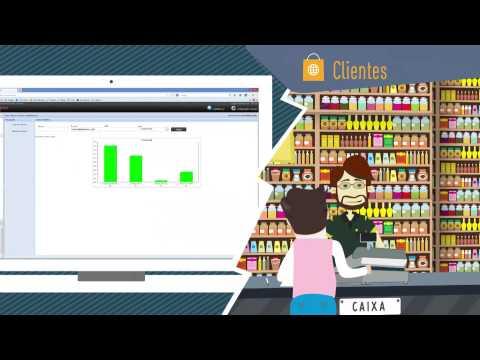 Webstore - Sistema web para lojas virtuais e lojas físicas
