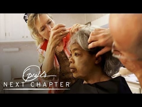 Oprah Transforms Into A 95-Year-Old For The Butler | Oprah's Next Chapter | Oprah Winfrey Network