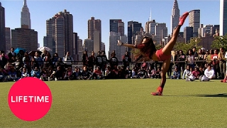 Watch the Dolls face off against the Strut and Strive dance team in...