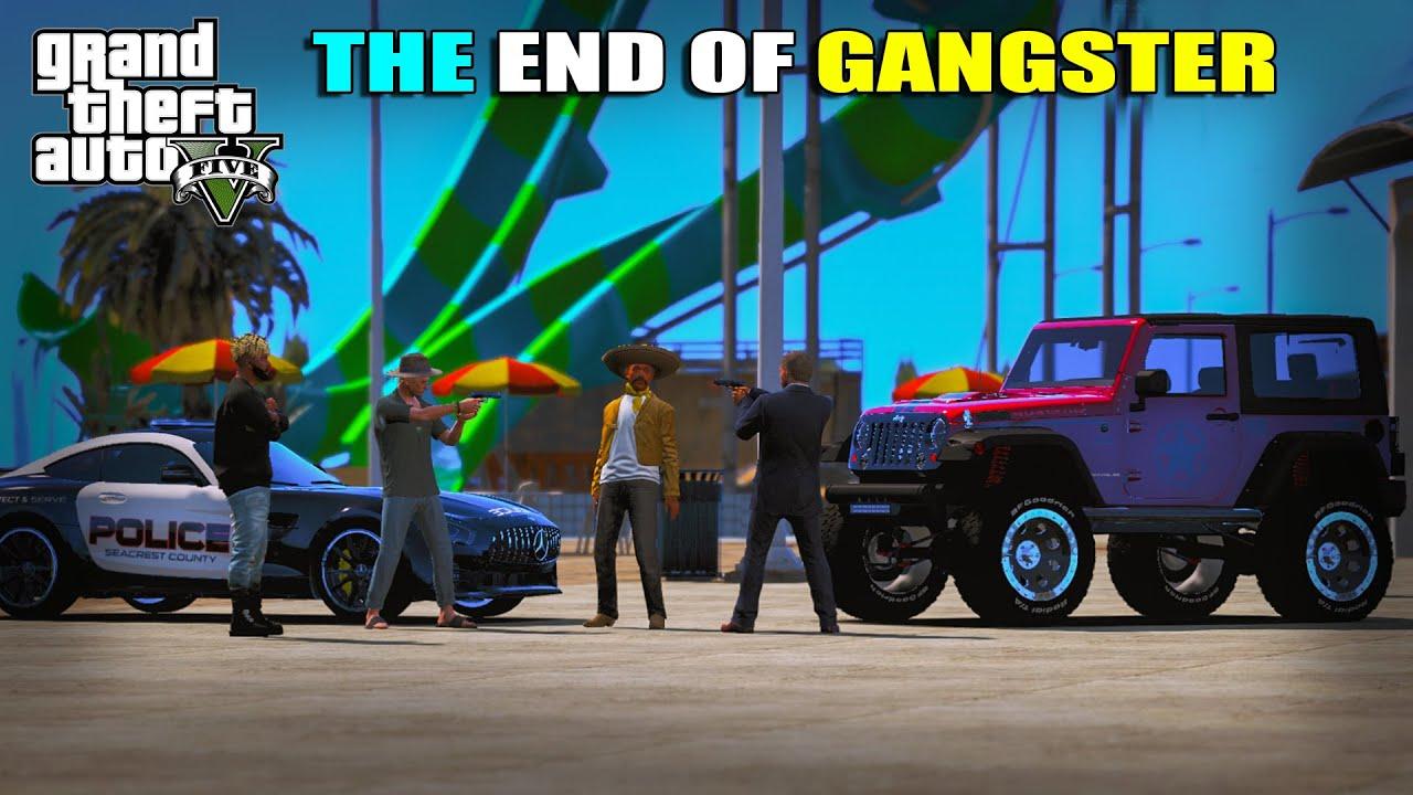 THE END OF GANGSTER | GTA 5 | AR7 YT