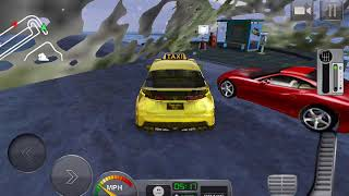 Taxi Driver 3D : Hill Staition Android Gameplay